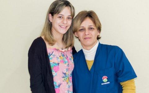 Termina el colegio junto a su hija, gracias al Programa de Finalización de Secundario para empleados municipales