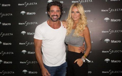 Se filtraron nuevas fotos de Luciano Castro y su esposa reaccionó