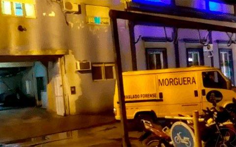 Hallaron muerto a un detenido en celda de Jefatura Policial