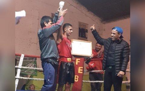 Tomás Laclau: Dejó las adicciones para convertirse en boxeador