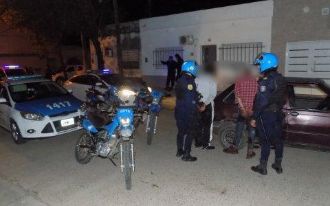 Persiguieron a dos jóvenes desde Pueblo Belgrano hacia Gualeguaychú