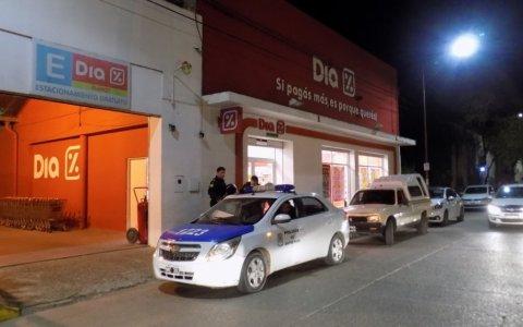 Hurtan comida y artículos de higiene en dos reconocidos supermercados de Gualeguaychú