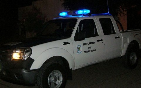 Policías de Gualeguaychú le salvaron la vida a una joven