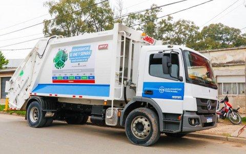 Este viernes no hay recolección de residuos en Gualeguaychú