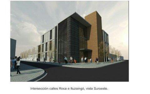 """Así será el nuevo edificio de la EET N°2 """"Presbítero José María Colombo"""""""