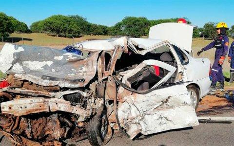 Cuatro muertos en brutal accidente: entre ellos un bebé