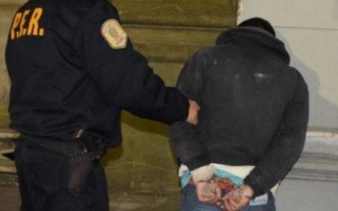 Reconocido delincuente golpeó salvajemente a menor para robarle