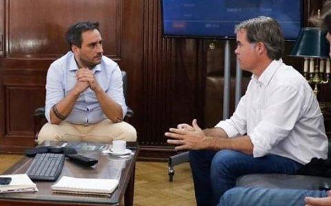 El ministro de Ambiente de Nación llega este martes a Gualeguaychú