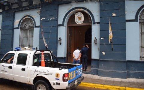 Allanan a Motochorro que atemorizaba a Gualeguaychú