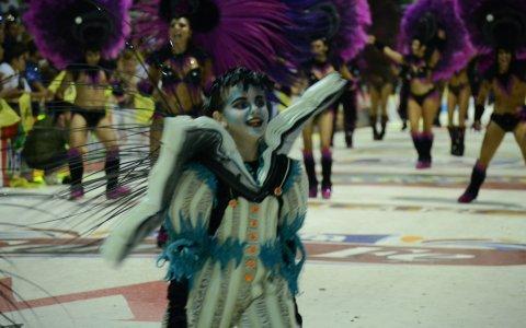 EN VIVO: La séptima noche del Carnaval del País