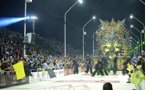 20 mil personas vibraron en el Carnaval del País