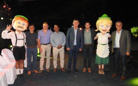 Más de 3000 personas participaron de la Fiesta Aniversario de Aldea San Antonio