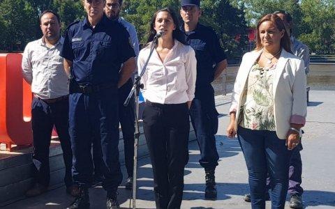 """Delfina Herlax: """"Lo que sucedió este fin de semana es el resultado de decisiones políticas"""""""