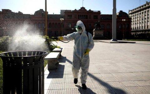 Confirmaron 86 nuevos casos de Coronavirus en Argentina
