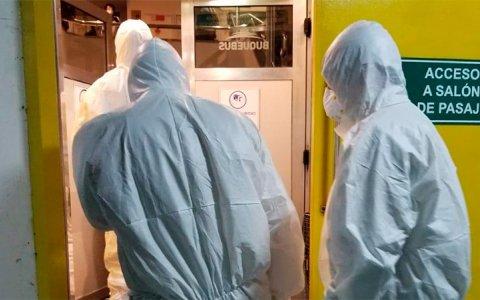 Dio positivo en coronavirus el joven que viajó en buquebus desde Uruguay
