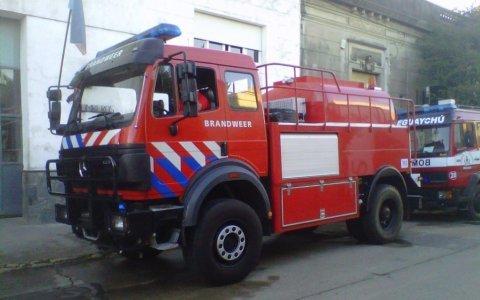 Pequeño incendio en el Ecoparque requirió la presencia de Bomberos Voluntarios