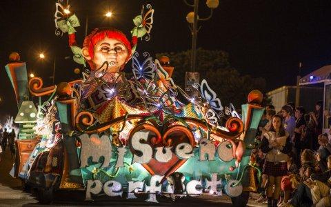 Se suspendería el Desfile de Carrozas Estudiantiles de Gualeguaychú
