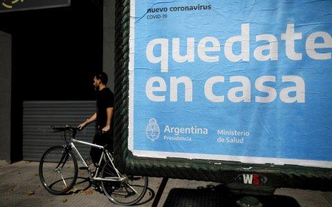 Coronavirus en Argentina: Nuevo récord de contagios este viernes