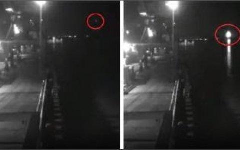 ¿Un meteorito cayó en el Río Paraná?