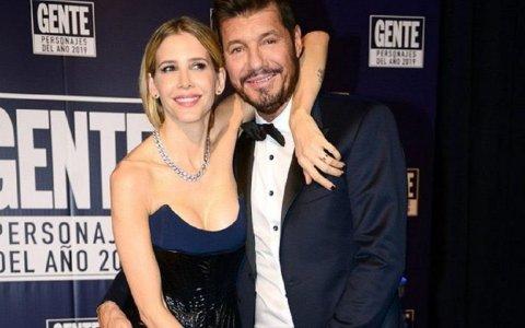 Marcelo Tinelli anunció su separación con Guillermina Valdés