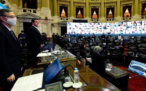 Dio positivo de Covid un Diputado Nacional que participó de la sesión presencial