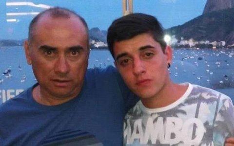 Gustavo Pastorizzo recordó a su hijo a 30 meses de su asesinato