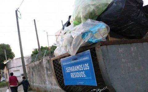 Comenzó un nuevo cronograma de recolección de residuos en Gualeguaychú