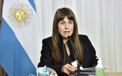 La Ministra de Salud hablo sobre regreso a clases en Entre Ríos