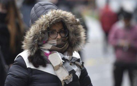 Se registraron casi -6°C de Sensación Térmica en Gualeguaychú