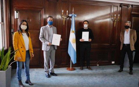 El HCD homologó el convenio entre Gualeguaychú y el Ministerio de Ambiente de Nación