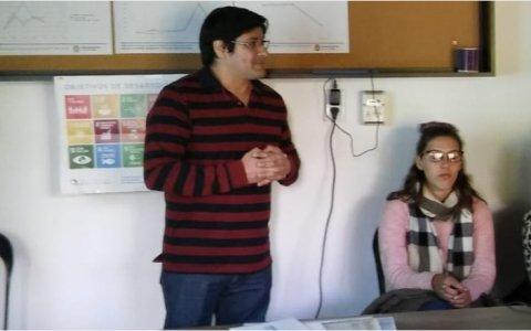 Hugo Giménez fue designado Coordinador Departamental de Salud de Gualeguaychú