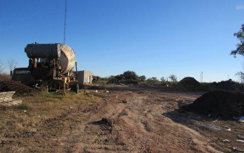 Avanza un frente de obras públicas en Larroque