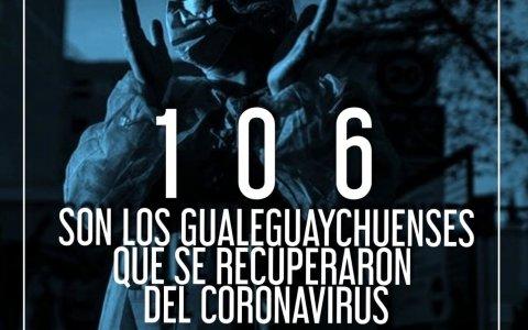 Son 106 los gualeguaychuenses que se recuperaron de Coronavirus