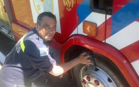 Un Bombero Voluntario falleció por Coronavirus