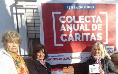 Cáritas Gualeguaychú recaudó más de $2 millones