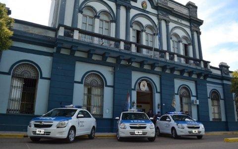 La policía de Gualeguaychú recupera una moto robada