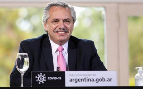 Alberto anunciará que la vacuna contra el Covid de Oxford se producirá en Argentina
