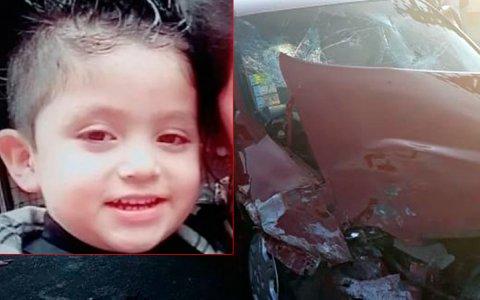"""Niño murió tras ser chocado por un auto que corría una """"picada"""""""