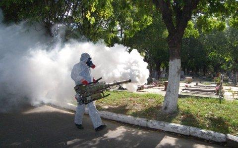 Dengue en Gualeguaychú: Fumigarán un barrio
