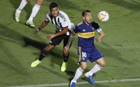 Boca volvió a la Libertadores con un gran triunfo en Paraguay