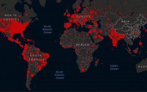 El mundo se acerca al millón de muertes por Coronavirus