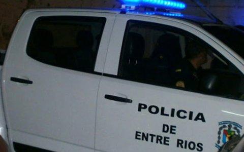 La policía intervino una reunión social en el centro de Gualeguaychú