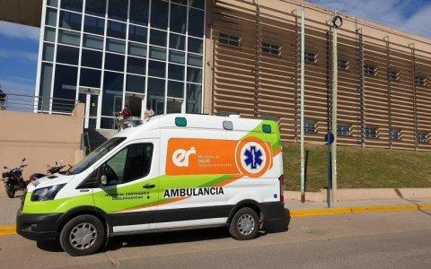El código rojo del Hospital salvó la vida de joven gualeguaychuense