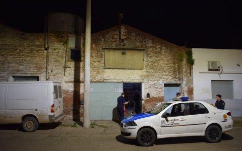 Detenido por robo en la Cooperativa de Arroceros
