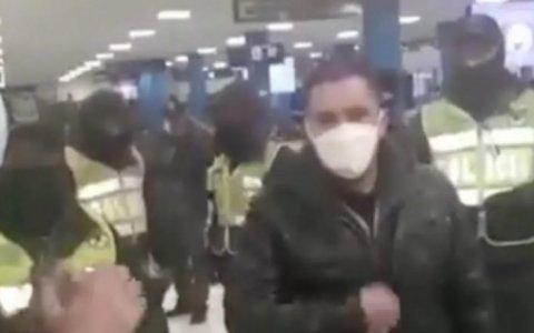 Detienen de manera ilegal a un Diputado Argentino en Bolivia