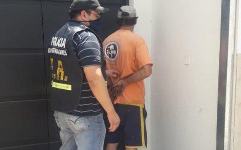 Joven detenido por robo a reconocida estación de servicio