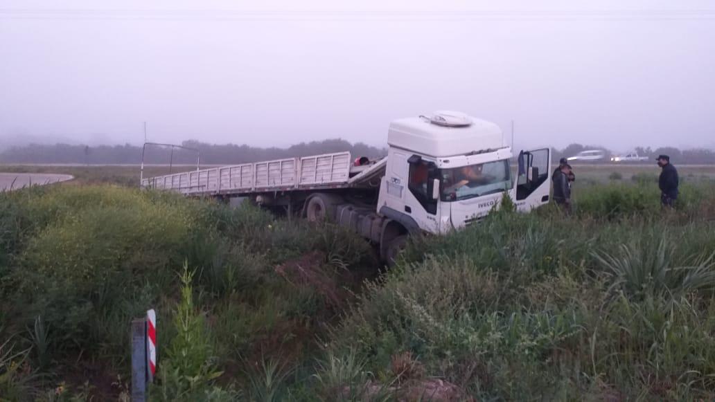 Ruta 14: Accidente en cercanías de Gualeguaychú