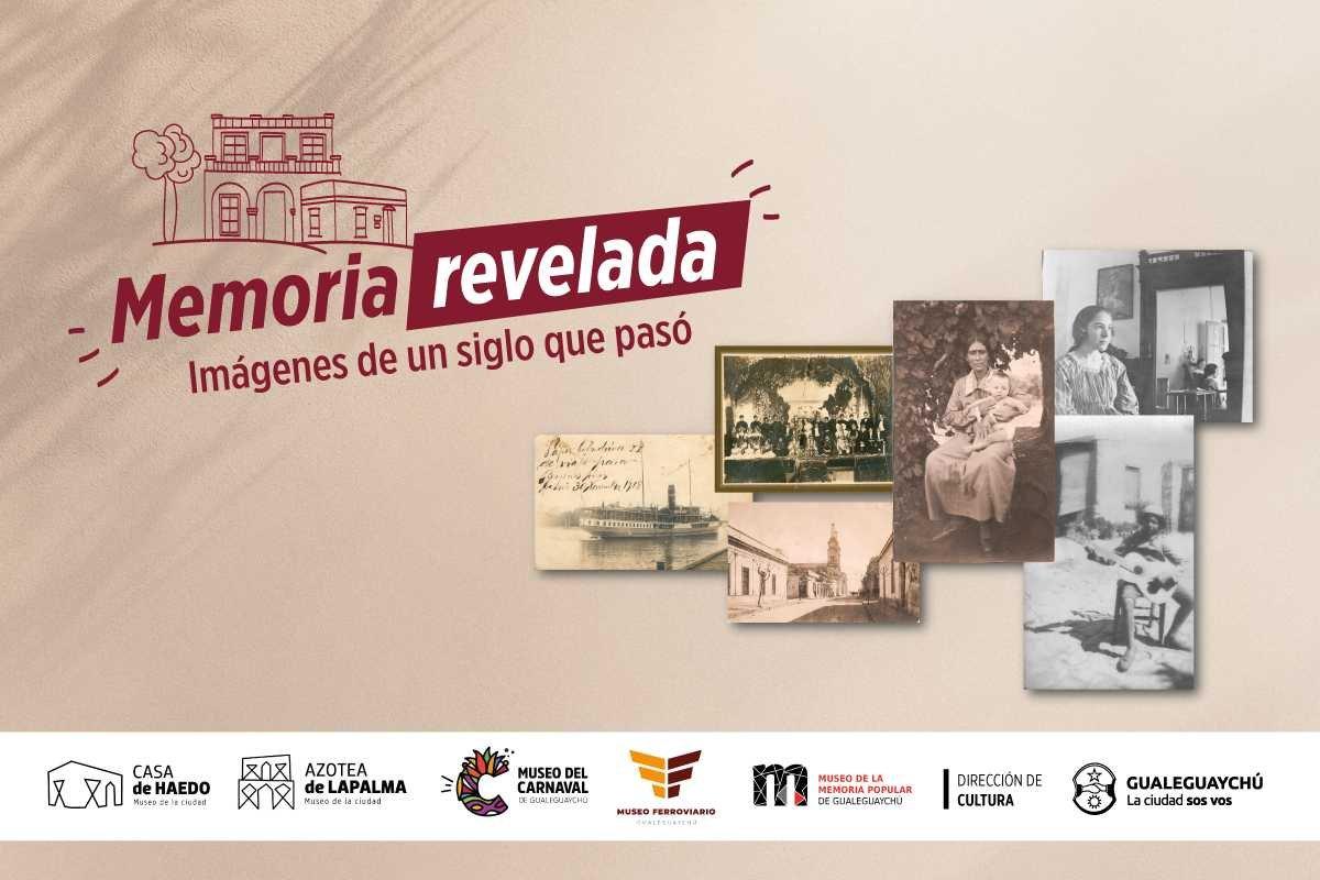 La Municipalidad convoca a reunir fotos antiguas de Gualeguaychú