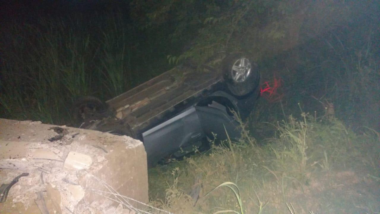 Impactante accidente en la zona sur de Gualeguaychú