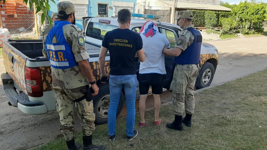 Detienen con drogas a banda de estafadores gualeguaychuenses